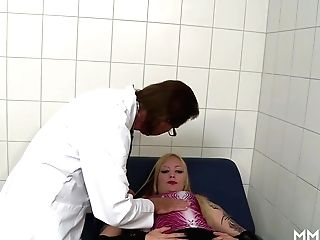 German Anal Invasion Examination