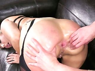 Legendary Rectal Fist-fucking Movie Featuring Stunning Hooker Angel Allwood