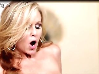 This Sexy Blonde Cougar Is Taking Lengthy Black Sausage