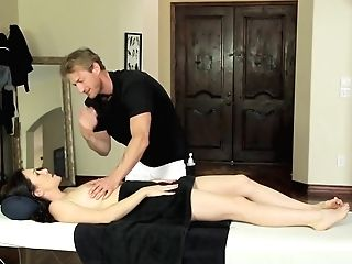 Classy Mummy Gargling Massagists Hard Dong
