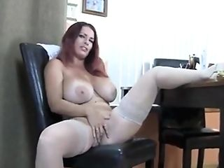 Brit Large Tits Matures Sandy-haired