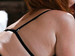 After Mutual Oral Joy Bitchy Ginger-haired Cougar Penny Pax Wanna Rail Fat Big Black Cock