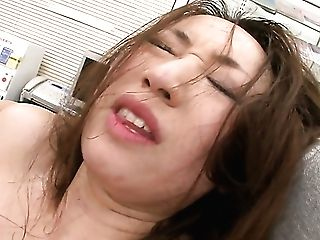 Caught In The Shop Office Clerk Ayumi Wakana Gets Masturbated Hard