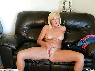 Mommy's Joi Skype Call With Her Son-in-law