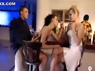 Amazing Homemade Cougars, Caboose Adult Scene